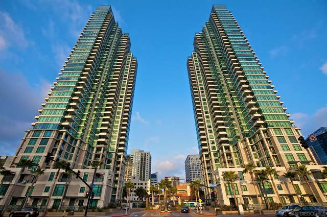 1199 Pacific Hwy #3801, San Diego, CA 92101 (#210010611) :: COMPASS