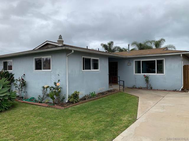 1350 15th Street, Imperial Beach, CA 91932 (#210010622) :: Wannebo Real Estate Group