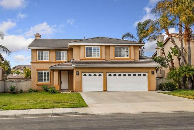 1853 Autumn Ln, Vista, CA 92084 (#210010635) :: Wannebo Real Estate Group