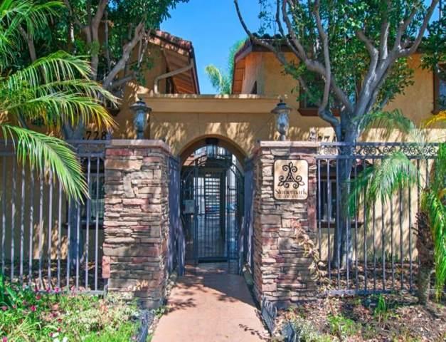 2744 B St #106, San Diego, CA 92102 (#210010638) :: Dannecker & Associates