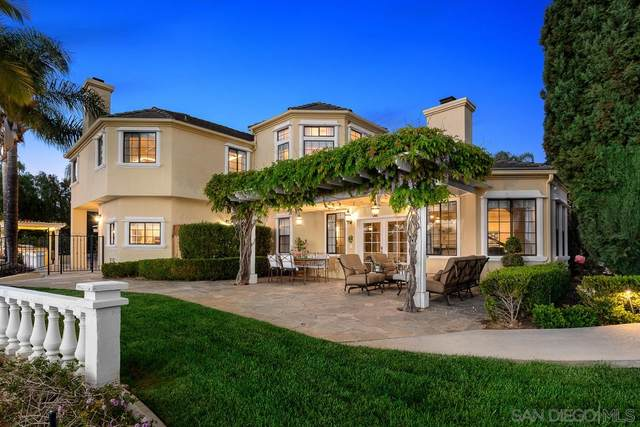 13306 Old Winery Rd, Poway, CA 92064 (#210010649) :: COMPASS