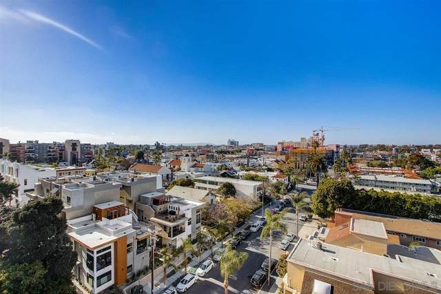 3635 7Th Ave 10D, San Diego, CA 92103 (#210010662) :: Yarbrough Group