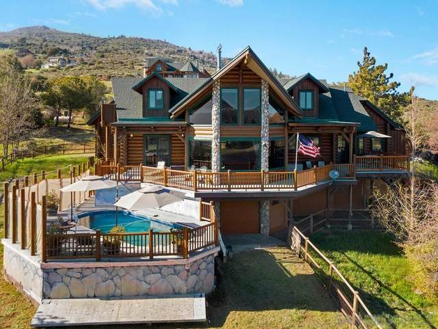 34996 Piute Trail, Julian, CA 92036 (#210010673) :: Solis Team Real Estate