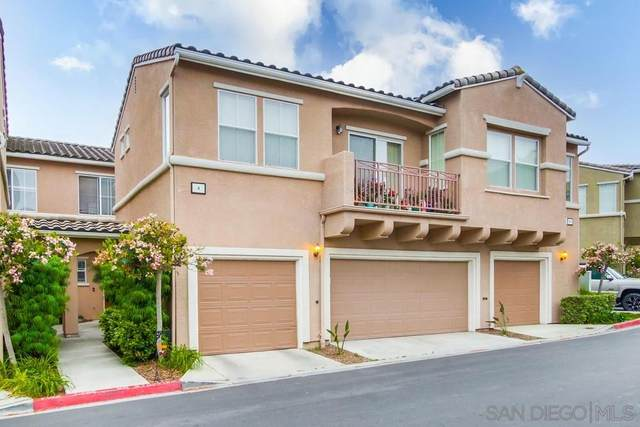 1342 Caminito Capistrano #4, Chula Vista, CA 91913 (#210010722) :: Neuman & Neuman Real Estate Inc.
