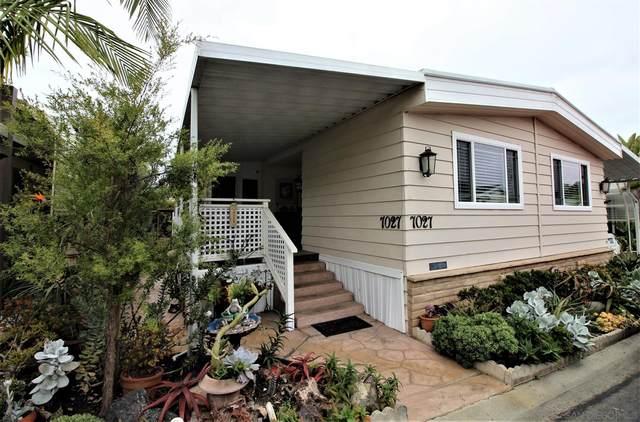 7027 San Bartolo St #43, Carlsbad, CA 92011 (#210010772) :: Keller Williams - Triolo Realty Group