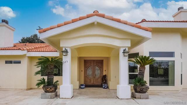 525 Stewart Canyon Road, Fallbrook, CA 92028 (#210010792) :: SD Luxe Group