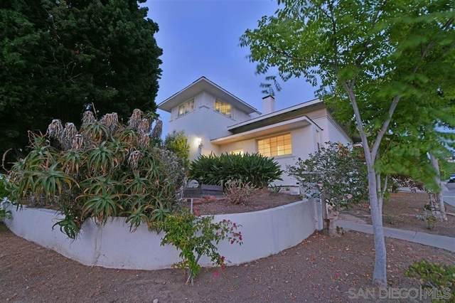 1401 Park Row, La Jolla, CA 92037 (#210010816) :: The Legacy Real Estate Team
