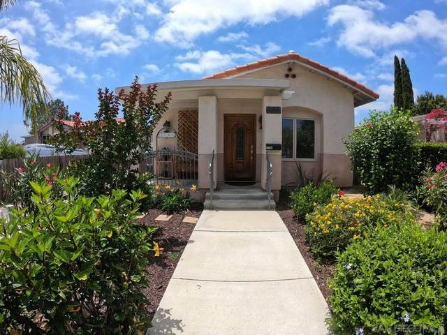 3744 Mississippi St, San Diego, CA 92104 (#210010862) :: Wannebo Real Estate Group