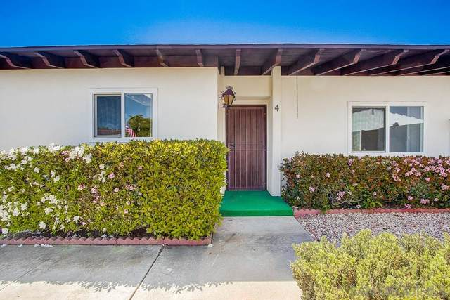 16599 Caminito Vecinos #4, San Diego, CA 92128 (#210010911) :: Wannebo Real Estate Group