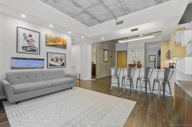 1050 Island Ave #327, San Diego, CA 92101 (#210010918) :: Dannecker & Associates