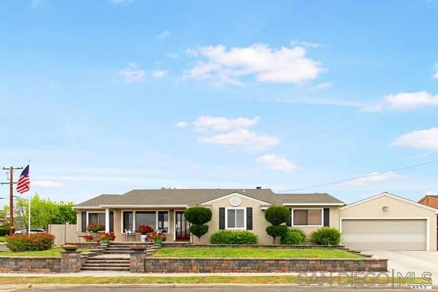6293 Danbury Way, San Diego, CA 92120 (#210010924) :: Neuman & Neuman Real Estate Inc.