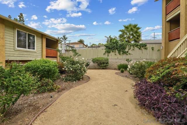 7003 Saranac #103, La Mesa, CA 92115 (#210010945) :: Neuman & Neuman Real Estate Inc.