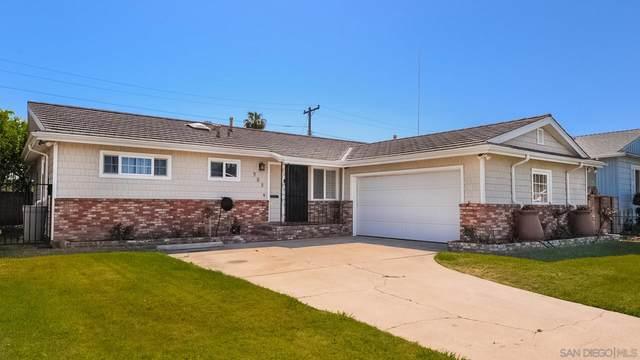 985 S S Johnson Ave, El Cajon, CA 92020 (#210011008) :: Neuman & Neuman Real Estate Inc.