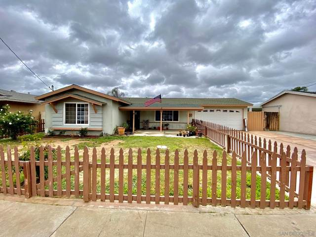 910 Broadview St, Spring Valley, CA 91977 (#210011035) :: Keller Williams - Triolo Realty Group