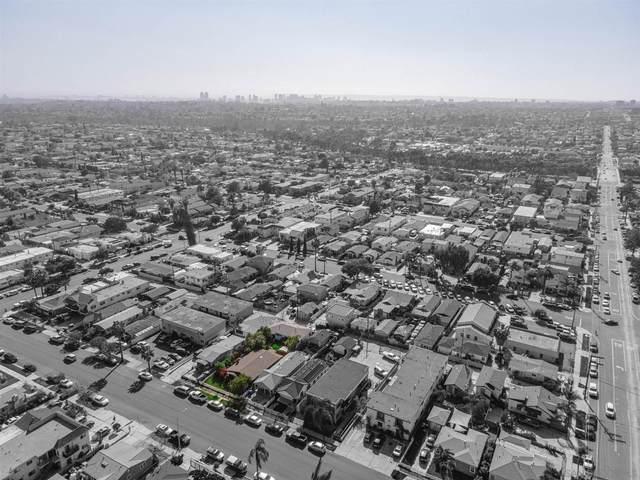 3750-3752 Van Dyke Ave., San Diego, CA 92105 (#210011040) :: Keller Williams - Triolo Realty Group