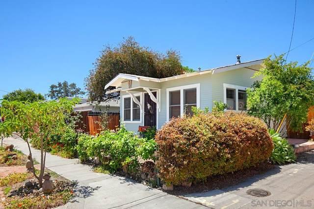 3412 Arthur Ave, San Diego, CA 92116 (#210011057) :: The Stein Group