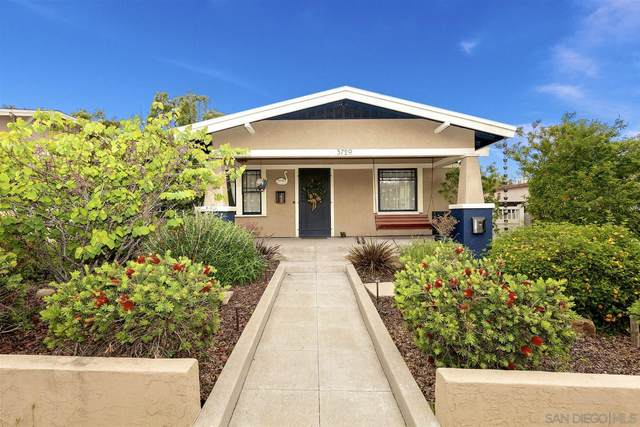 3720 Louisiana St, San Diego, CA 92104 (#210011075) :: Keller Williams - Triolo Realty Group