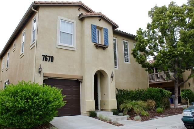 7670 Via Cristal #4, San Diego, CA 92129 (#210011102) :: Neuman & Neuman Real Estate Inc.