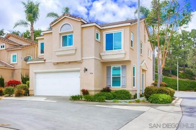 874 Wisteria Drive, San Marcos, CA 92078 (#210011110) :: Keller Williams - Triolo Realty Group