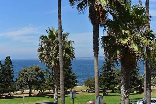 8040 Girard Ave #1, La Jolla, CA 92037 (#210011125) :: The Legacy Real Estate Team