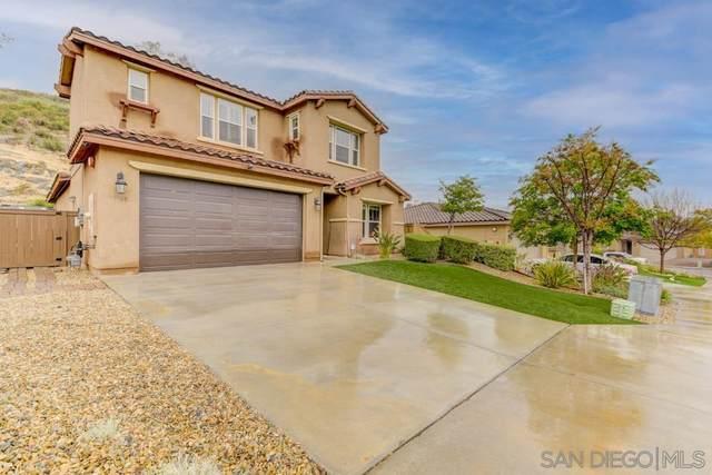 1145 Los Senderos, Santee, CA 92071 (#210011146) :: Neuman & Neuman Real Estate Inc.