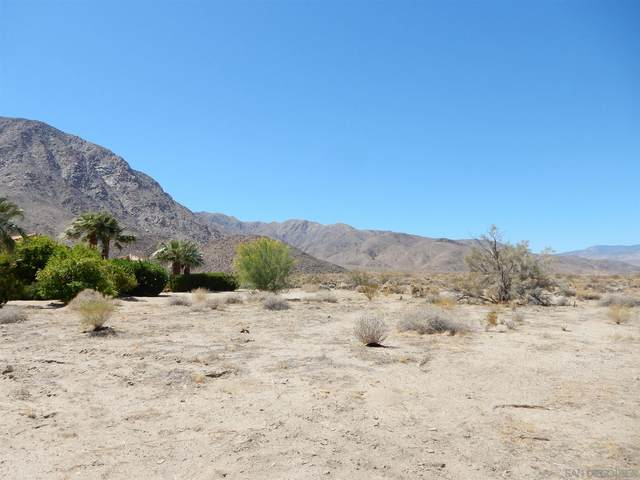 284 Montezuma Dr #153, Borrego Springs, CA 92004 (#210011151) :: Wannebo Real Estate Group