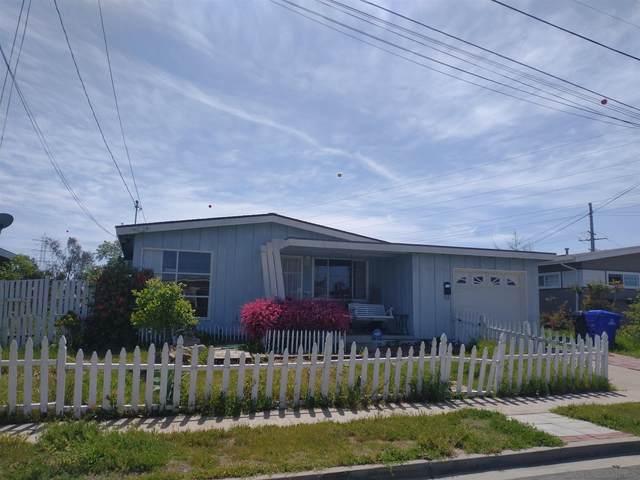 8321 Neva Ave, San Diego, CA 92123 (#210011207) :: Keller Williams - Triolo Realty Group
