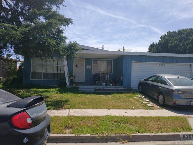 8351 Neva Ave, San Diego, CA 92123 (#210011209) :: Neuman & Neuman Real Estate Inc.