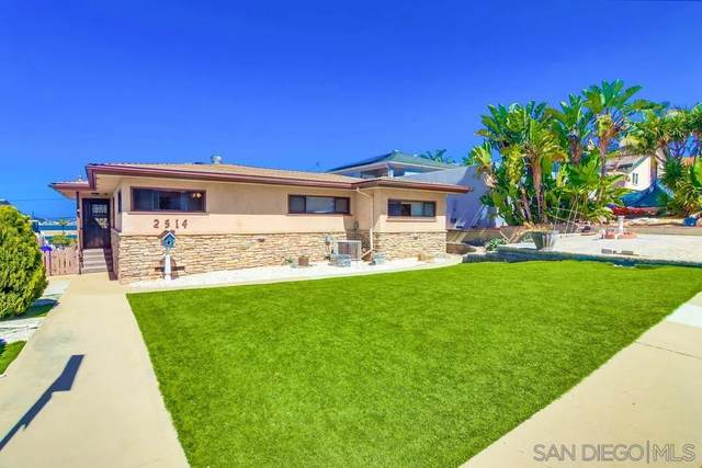 2514 Galveston Street, San Diego, CA 92110 (#210011242) :: The Stein Group