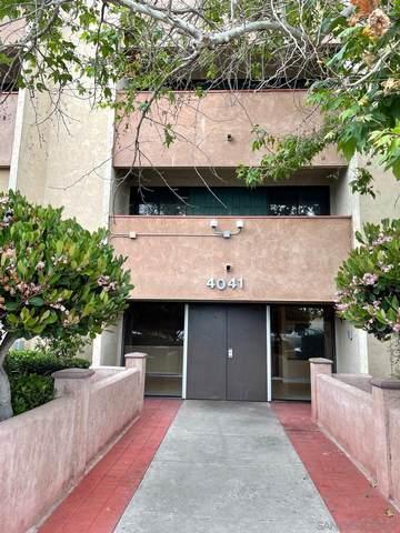 4041 Oakcrest Dr #301, San Diego, CA 92105 (#210011255) :: Keller Williams - Triolo Realty Group