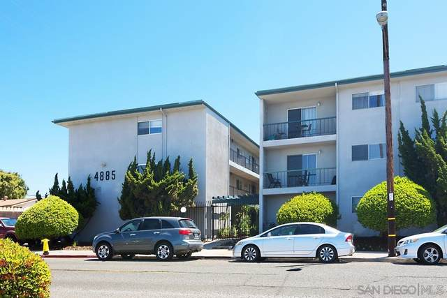 4885 Cole St #7, San Diego, CA 92117 (#210011262) :: Keller Williams - Triolo Realty Group