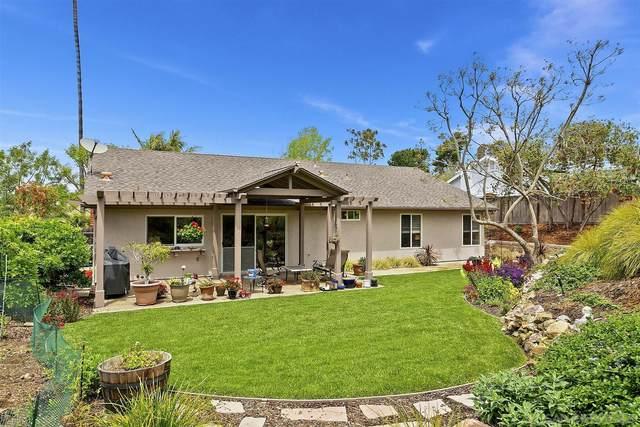 1565 Juniperhill Drive, Encinitas, CA 92024 (#210011279) :: Keller Williams - Triolo Realty Group