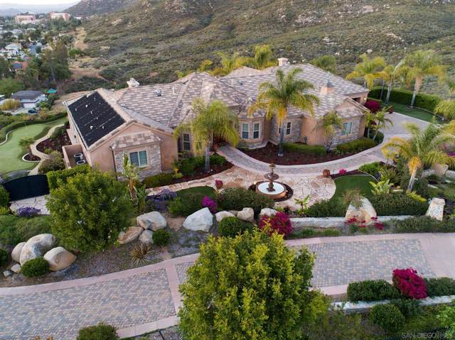 12781 Sagecrest Drive, Poway, CA 92064 (#210011306) :: Neuman & Neuman Real Estate Inc.