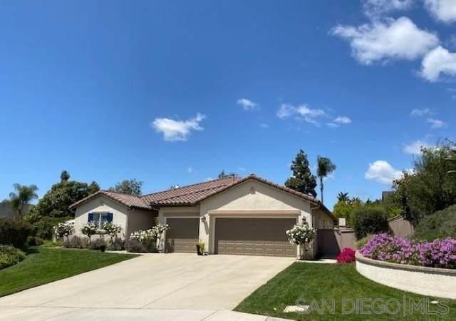 702 Vereda Rd., San Marcos, CA 92069 (#210011310) :: Keller Williams - Triolo Realty Group