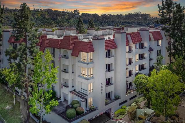 5895 Friars Rd #5412, San Diego, CA 92110 (#210011328) :: Keller Williams - Triolo Realty Group