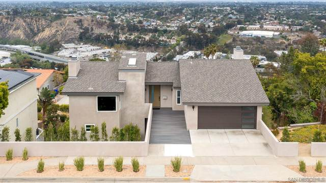 5645 Soledad Mountain Road, La Jolla, CA 92037 (#210011332) :: The Legacy Real Estate Team
