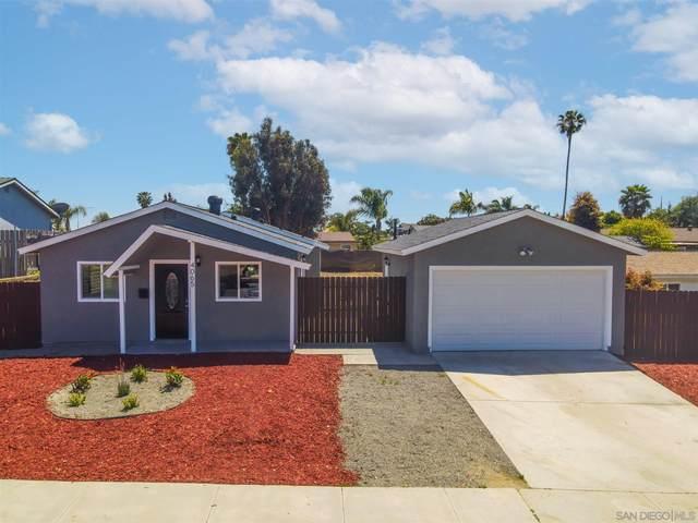 4065 Marvin St, Oceanside, CA 92056 (#210011362) :: Wannebo Real Estate Group