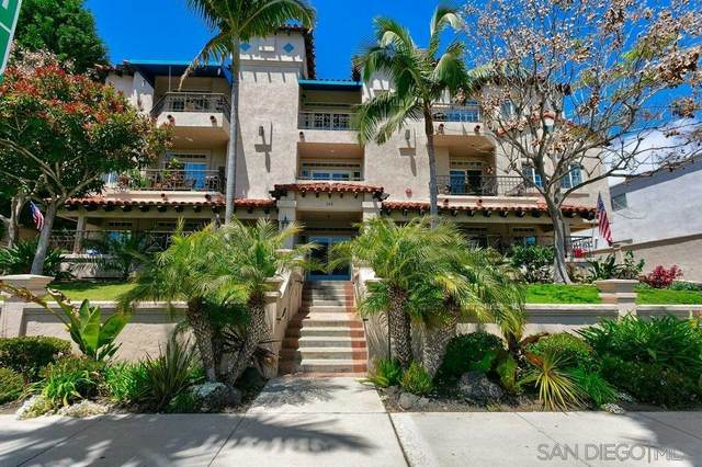 344 Orange Ave #201, Coronado, CA 92118 (#210011373) :: Dannecker & Associates