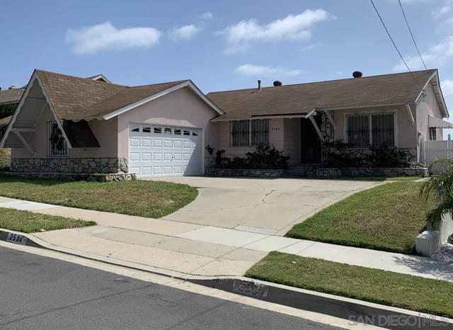 2584 Calle Quebrada, San Diego, CA 92139 (#210011391) :: Neuman & Neuman Real Estate Inc.