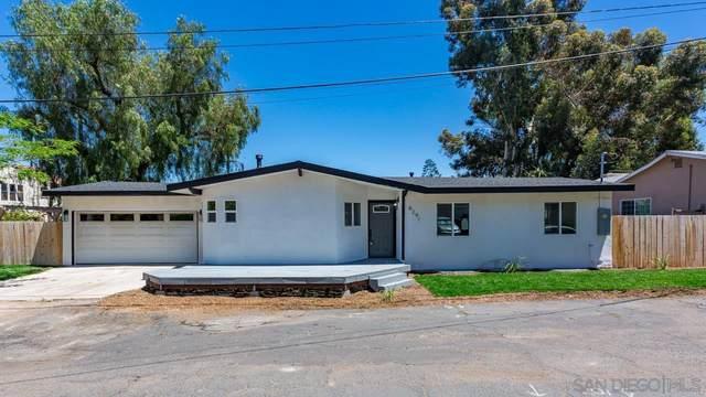 8291 Pasadena Ave, La Mesa, CA 91941 (#210011393) :: Keller Williams - Triolo Realty Group