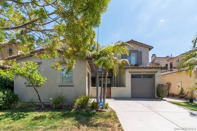1641 Picket Fence Dr, Chula Vista, CA 91915 (#210011403) :: Neuman & Neuman Real Estate Inc.