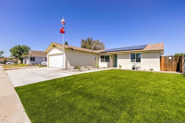 7552 Dunwood Way, San Diego, CA 92114 (#210011410) :: Keller Williams - Triolo Realty Group
