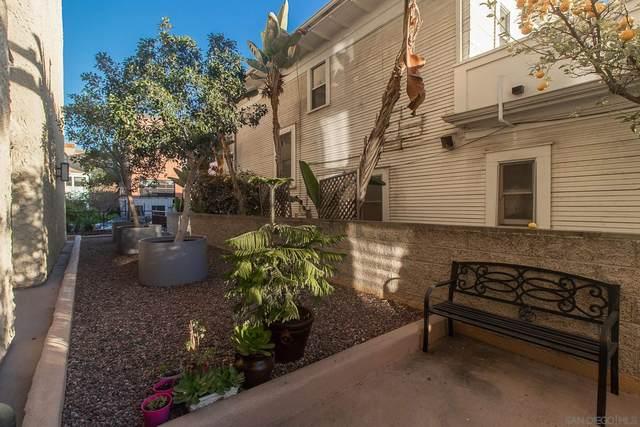 4082 Albatross #11, San Diego, CA 92103 (#210011417) :: Wannebo Real Estate Group