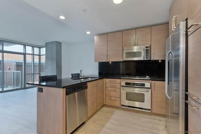 800 The Mark Ln #304, San Diego, CA 92101 (#210011433) :: Neuman & Neuman Real Estate Inc.