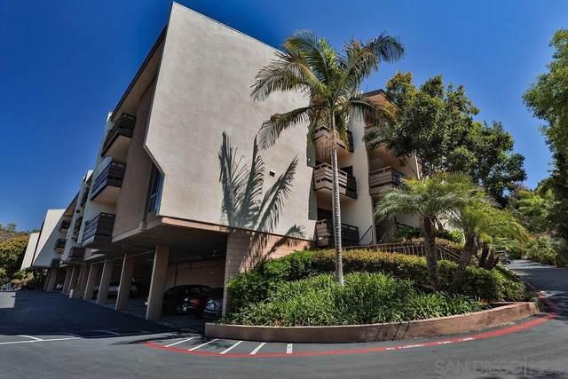 1611 Hotel Cir S A107, San Diego, CA 92108 (#210011463) :: Yarbrough Group