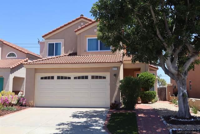 831 Ridgewater Dr, Chula Vista, CA 91913 (#210011479) :: Neuman & Neuman Real Estate Inc.
