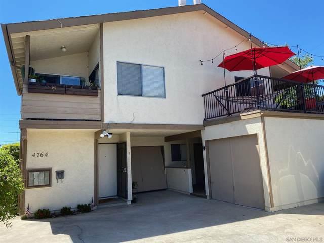 4764 32nd Street #3, San Diego, CA 92116 (#210011493) :: Yarbrough Group
