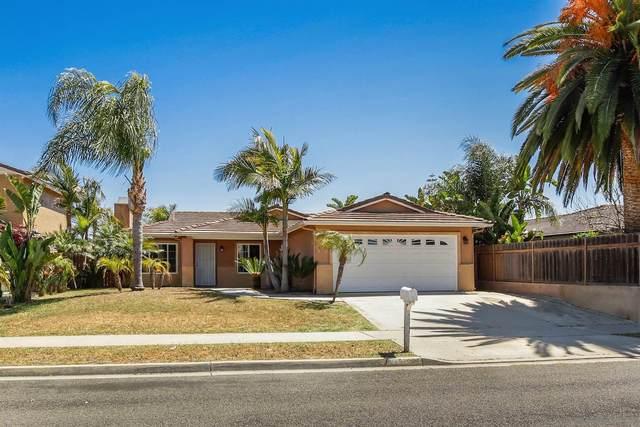 5142 Andrew Jackson St, Oceanside, CA 92057 (#210011494) :: Wannebo Real Estate Group