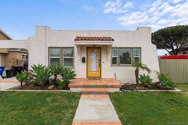 4403 42Nd St, San Diego, CA 92116 (#210011514) :: Wannebo Real Estate Group