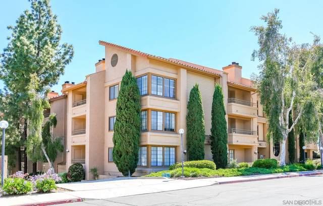 5649 Lake Park Way #106, La Mesa, CA 91942 (#210011535) :: Keller Williams - Triolo Realty Group